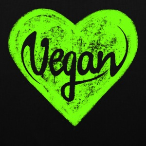 Vegan - a heart for animals, protection, nature,   Bags & Backpacks - Tote Bag