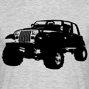 monstertruck T-Shirts - Men's T-Shirt