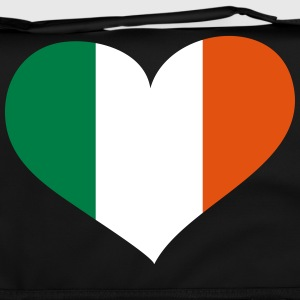 Irland Herz; Heart Ireland Bags & Backpacks - Shoulder Bag