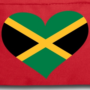 Jamaika Herz; Heart Jamaica Bags & Backpacks - Backpack