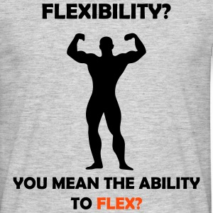 Ability to Flex T-shirts - Mannen T-shirt