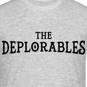 The Deplorables T-Shirts - Men's T-Shirt