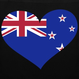 Neuseeland Herz; Heart New Zealand Bags & Backpacks - Tote Bag