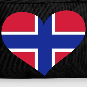 Norwegen Herz; Heart Norway Bags & Backpacks - Backpack