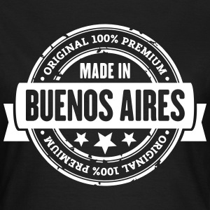 Made in Buenos Aires T-Shirts - Frauen T-Shirt