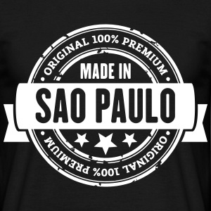 Made in Sao Paulo T-Shirts - Männer T-Shirt