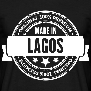 Made in Lagos T-Shirts - Männer T-Shirt