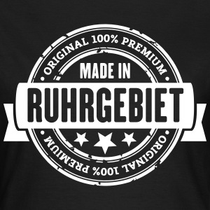 Made in Ruhrgebiet T-Shirts - Frauen T-Shirt