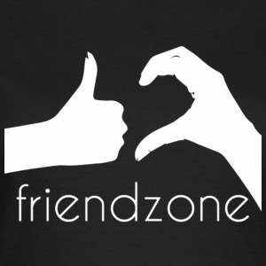 Friendzone Premium Shirt - Frauen T-Shirt