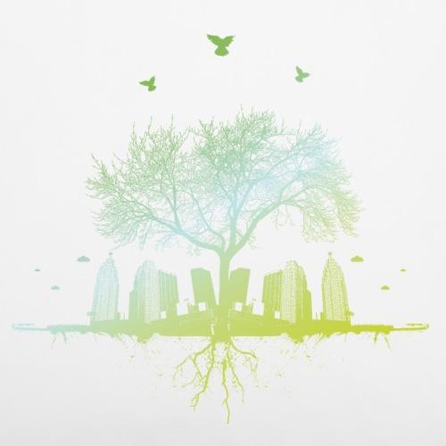 citytree / Natur Urban Stadt Baum Wald Tiere