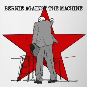 BERNIE AGAINST THE SYSTEM (for white shirts) Tassen & Zubehör - Tasse