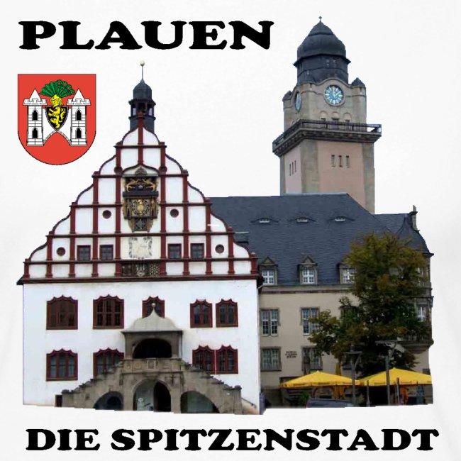 Plauen im Vogtland - Die Spitzenstadt