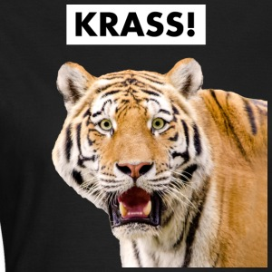 KRASS! Tiger T-Shirt - Frauen T-Shirt