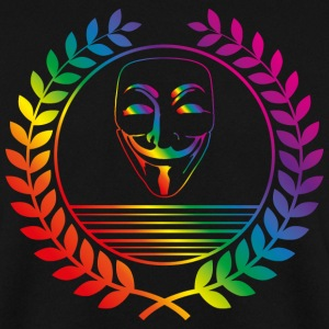 anonymous rainbow Pullover & Hoodies - Männer Pullover