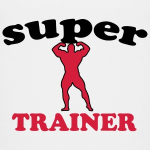 Super trainer Shirts - Teenager Premium T-shirt