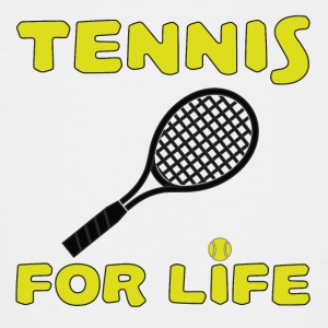 Tennis for life T-shirts - Teenager premium T-shirt