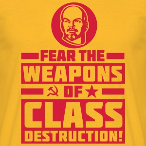 Class Destruction T-shirts - T-shirt herr