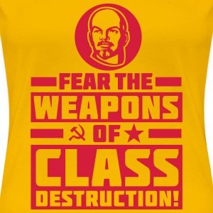 Class Destruction T-Shirts - Frauen Premium T-Shirt