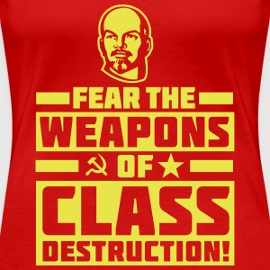 Class Destruction T-Shirts - Women's Premium T-Shirt