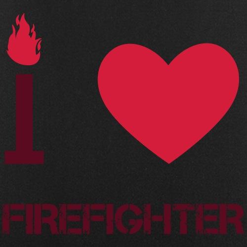 I LOVE FIREFIGHTER
