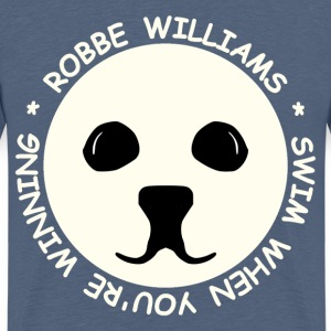 Robbe Williams Swim! T-Shirts - Teenager Premium T-Shirt