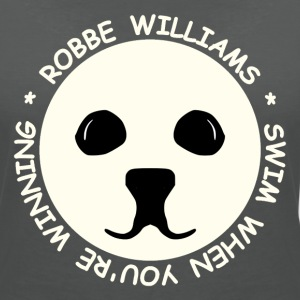 Robbe Williams Swim! T-Shirts - Frauen T-Shirt mit V-Ausschnitt