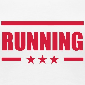 løb / run / running / jogging / run T-shirts - Dame premium T-shirt