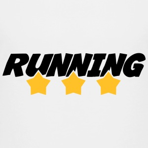 løb / run / running / jogging / run T-shirts - Børne premium T-shirt