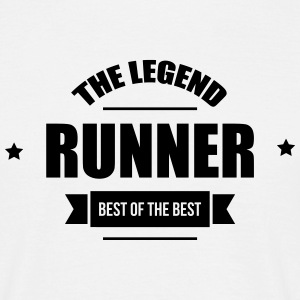 Running / Jogging / Run / Trail / Sport T-Shirts - Men's T-Shirt