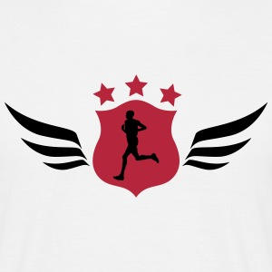 løb / run / running / jogging / run T-shirts - Herre-T-shirt