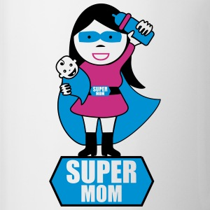 SUPER MOM - Tasse