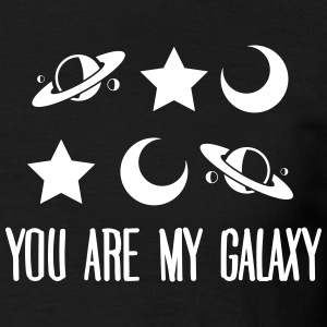 You Are My Galaxy T-Shirts - Men's T-Shirt