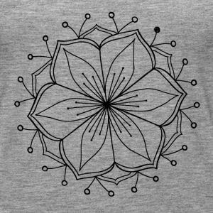 Lotus Mandala - Women's Premium Tank Top