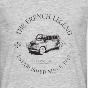 RENAULT 4CV FRENCH CAR Tee shirts - T-shirt Homme