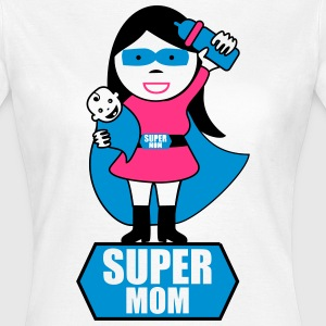 Super mom - Women's T-Shirt
