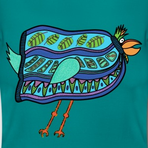 Winter bird t-shirt for women - Women's T-Shirt