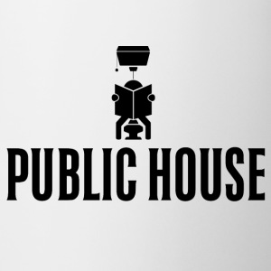 Public House is my cup of joe - Mug