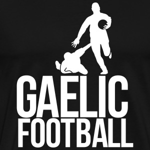 gaelic football T-shirts - Mannen Premium T-shirt