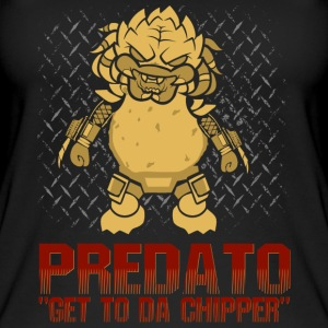 Predato - The killer Spud from Outer space - Women's Organic Tank Top
