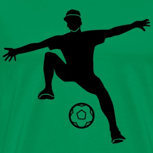 football freestyle Tee shirts - T-shirt Premium Homme