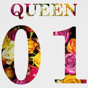 Queen01 T-Shirts - Frauen Kontrast-T-Shirt