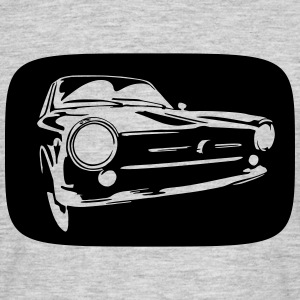 car T-shirts - Herre-T-shirt