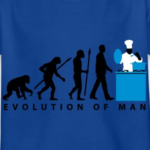evolution_koch_topf_09_201601_3c T-Shirts - Kinder T-Shirt