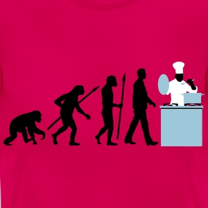 evolution_koch_topf_09_201603_3c T-Shirts - Frauen T-Shirt