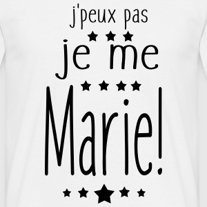 Je Me MARIe Tee shirts - T-shirt Homme