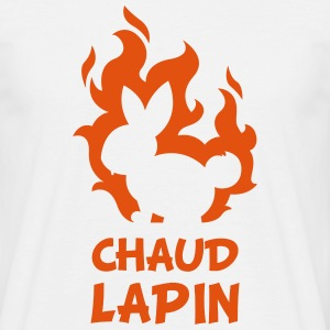 Chaud lapin Tee shirts - T-shirt Homme