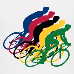 Cycling - Kids' Premium T-Shirt