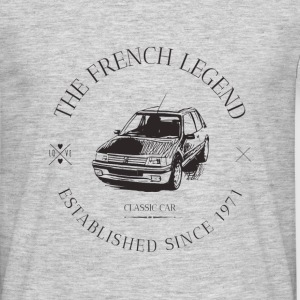 PEUGEOT 205 GTI FRENCH CA Tee shirts - T-shirt Homme