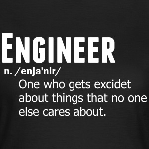 Engineer  T-Shirts - Women's T-Shirt