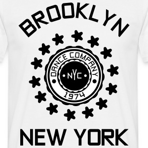 Brooklyn - New York T-Shirts - Männer T-Shirt